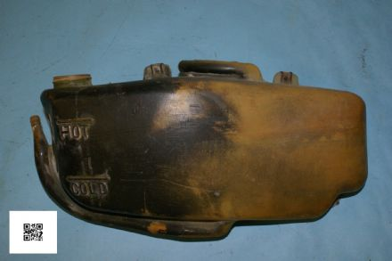 1977-1982 Corvette C3 Radiator Expansion Tank, 466626, Used Poor